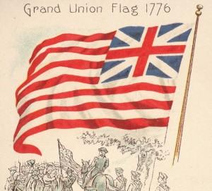 Grand Union Flag